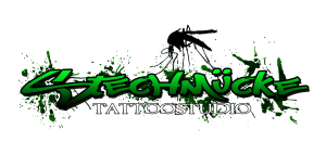 Stechmücke Tattoostudio Logo